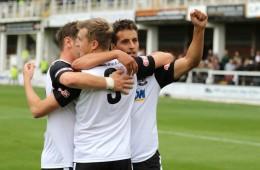 (c) Steve Niblett / Hereford FC