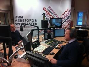 Jon Hale BBC Hereford & Worcester